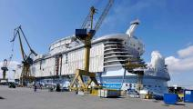 El 'Symphony of the Seas' tendrá su debut mundial en Barcelona