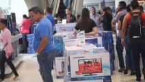 Recorre  Gustavo Him centros comerciales por Black Friday